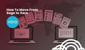 how to move from sage to xero accounting software
